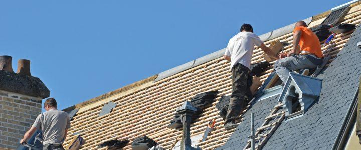 Couvreur : prix moyen pour des travaux de couverture et toiture